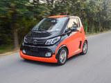 全新众泰E200试驾 微型纯电动车新高度