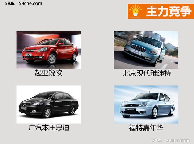 一汽丰田威驰入华15周年 总销量80余万台