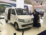 武汉商用车展 东风EM10纯电动物流车亮相