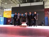 中国首届冷链专用设备展会参加武汉车展