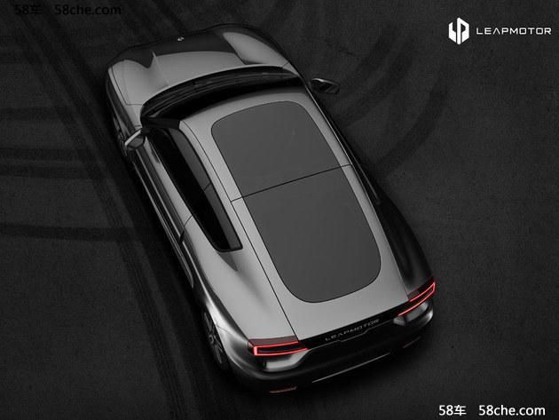零跑首款量产智能电动车 11月10日将上市