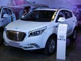 圣达菲5 PHEV广州车展亮相 明年3月上市