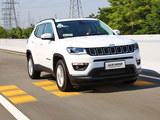 全新Jeep指南者试驾 更经济更高效更专业