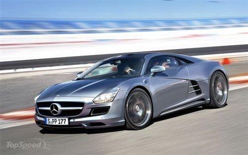 预计16.5万美元 奔驰SLM将于2015年上市