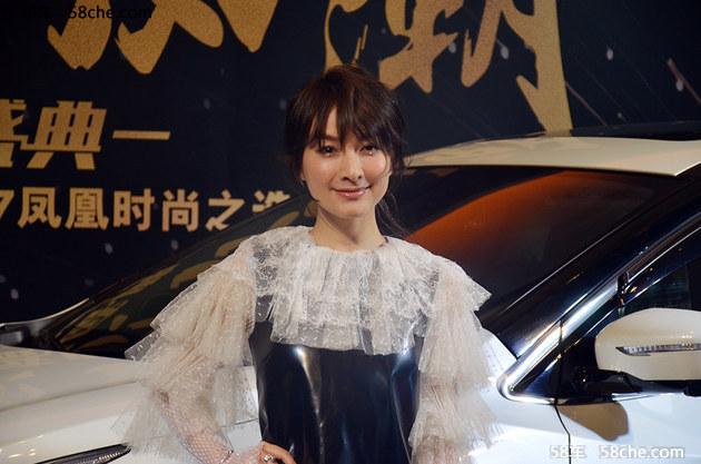 东风日产楼兰助阵时尚庆典 高晓松亮相