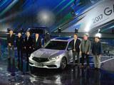 两款SUV将国产 广汽讴歌产品线加速布局