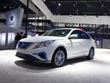广州车展 东风景逸S50 EV 正式公布售价
