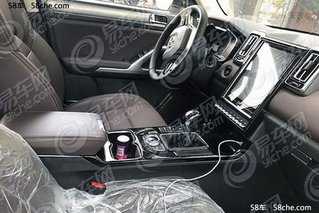 广州车展 昌河Q7全新紧凑型SUV正式发布