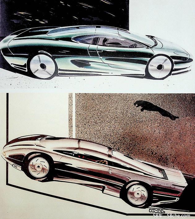 捷豹设计:从威廉·里昂斯到伊恩·卡勒姆