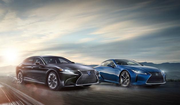雷克萨斯将携全新LS/LC旗舰车型亮相广州