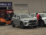 2017广州车展探馆 新一代哈弗H6 Coupe
