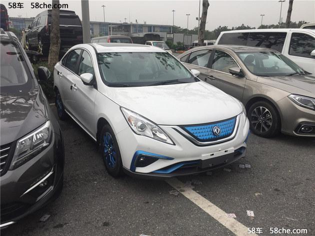 2017广州车展探馆 景逸S50 EV实车曝光