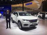 2017广州车展 全新一代哈弗H6 Coupe亮相