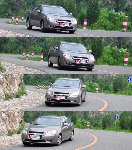 """""""换心""""之后!测试通用雪佛兰2010款景程"""