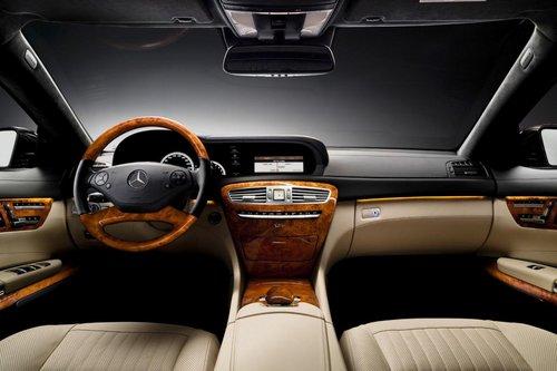 外观小改/动力升级 2011款奔驰CL发布