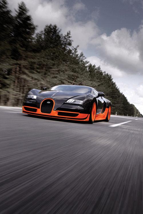 刷新极速纪录 威航推出顶级性能版车型