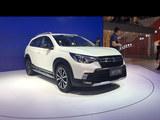2017广州车展 启辰新款T70预售9-13万元