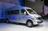 广州车展 大通FCV80燃料电池车正式上市