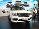 2017广州车展 圣达菲7售价6.98万元起