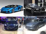 2017广州车展豪车汇总 共计十七款车型
