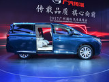 2017广州车展实拍 广汽传祺GM8实拍解析