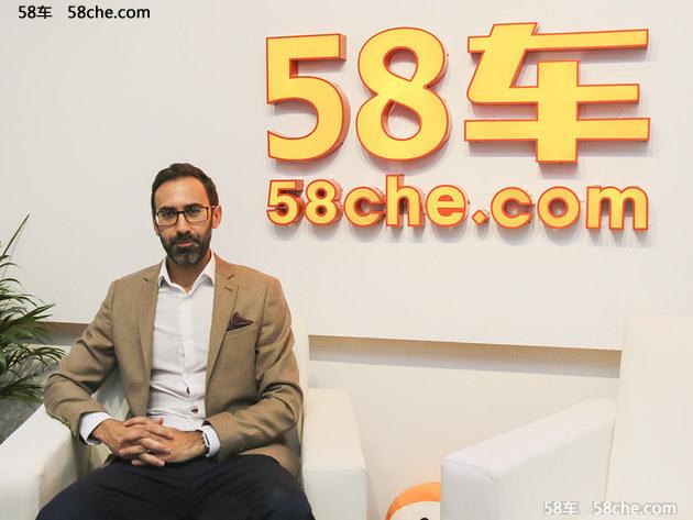 广州车展 访捷豹设计师多米尼克•纳杰菲
