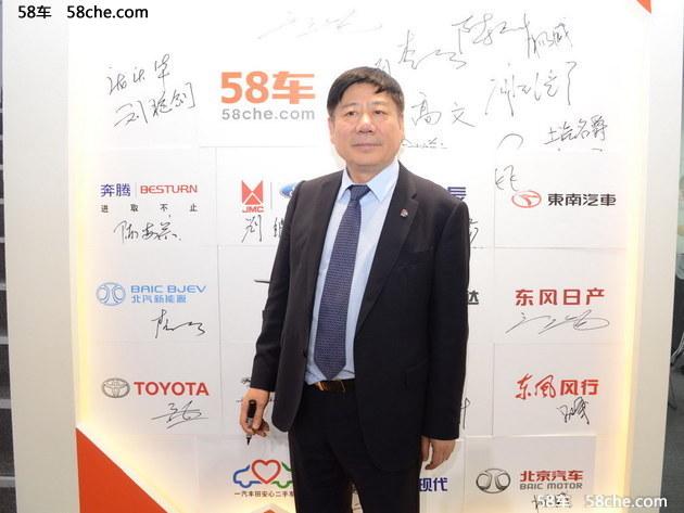 2017广州车展 专访庞大汽贸集团庞庆华