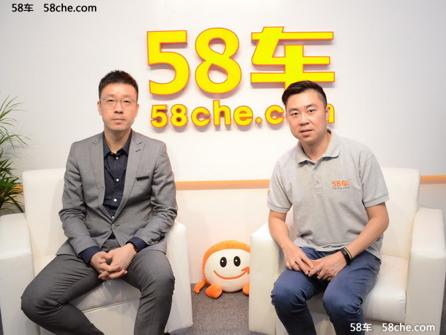 2017广州车展 访领克汽车市场总监陈小飞
