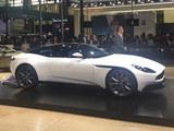 2017广州车展 阿斯顿·马丁DB11 V8首秀