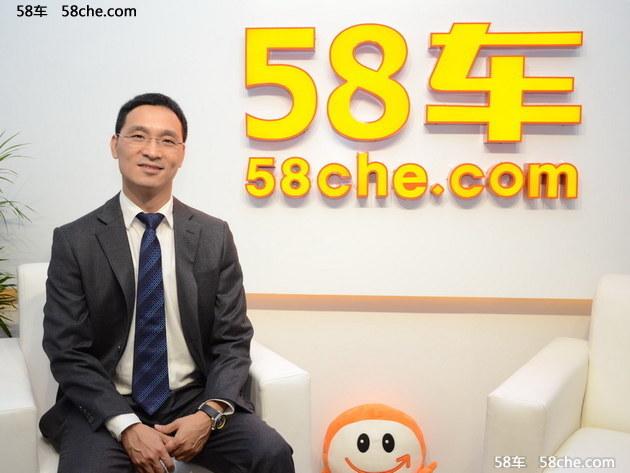 广州车展 访江铃销售常务副总刘继升