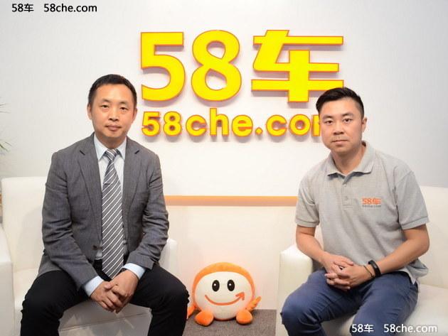 广州车展 访长安马自达销售公司市场部曹挺