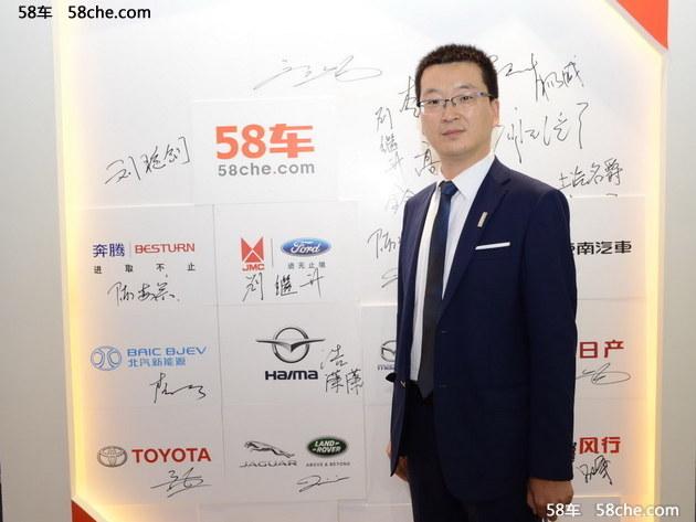 广州车展 访长城WEY品牌副总经理刘艳钊