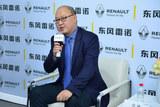 2017广州车展 专访东风雷诺副总裁陈曦