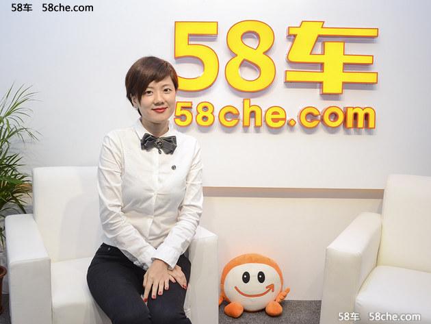 2017广州车展 专访上汽名爵品牌杨一君