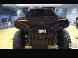 迪拜汽车厂家打造最强SUV 配V16发动机