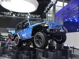 Jeep新车曝光 洛杉矶车展推出新款牧马人