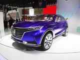 荣威光之翼量产版/Ei5车型 明年将上市