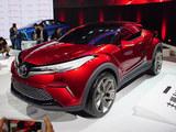 一汽丰田小型SUV奕泽 或2018年底前上市