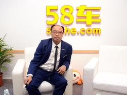 广州车展 访广州为众汽车总经理潘文海
