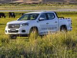 大通T60汽油版正式上市 售8.38-21.38万