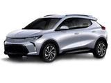 雪佛兰全新小型SUV预告图 采用纯电驱动