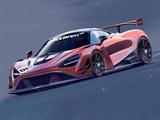 迈凯轮720S GT3预告图 基720S车型打造