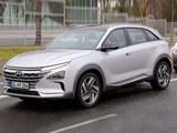 现代第二代FCEV燃料电池汽车 2018发布