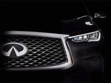 英菲尼迪新QX50预告图 洛杉矶车展亮相