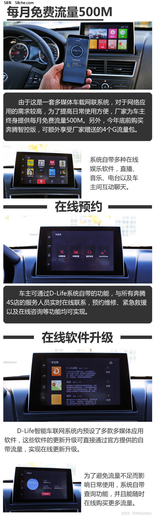 奔腾X40 D-Life多媒体体验 服务再升级