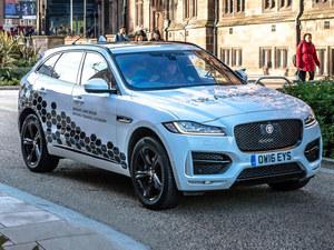 2021年 英国自动驾驶汽车获合法上路资格