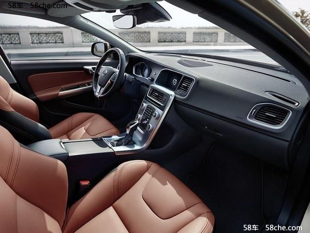 沃尔沃S60L进取版上市 售27.69-50.59万