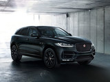 捷豹XE/XF/F-Pace Black Edition官图