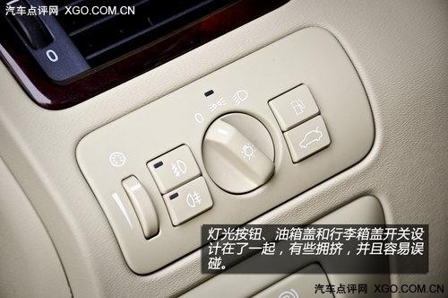 简约的豪华 全面测试沃尔沃S80L T6