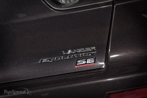 三菱新款战车 Evolution X特别版发布